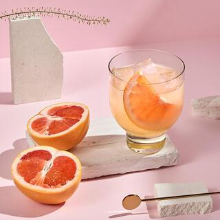 Cointreau Grapefruit Fizz