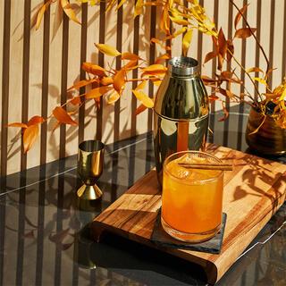 PSM (Pumpkin Spice Margarita)