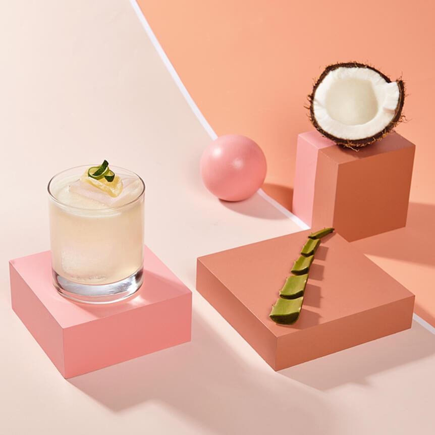 The Coconut Ginger Margarita