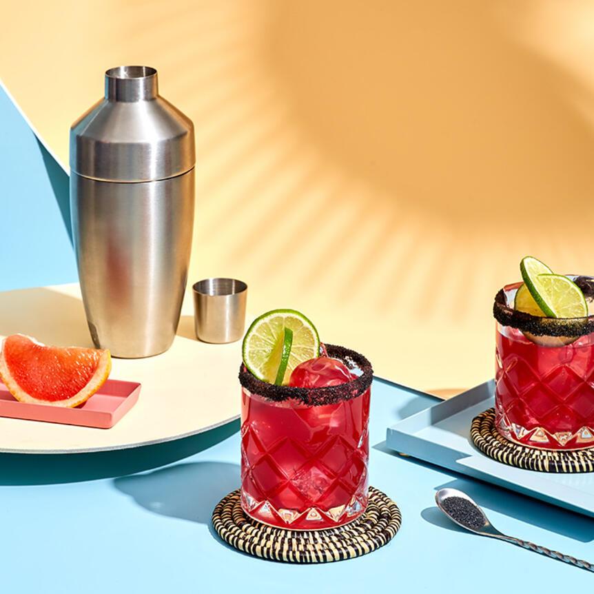 The Prickly Pear Margarita