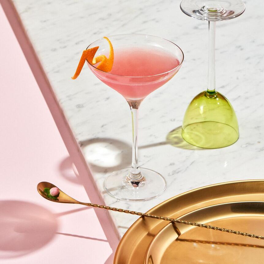 Cointreau Cosmopolitan cocktail