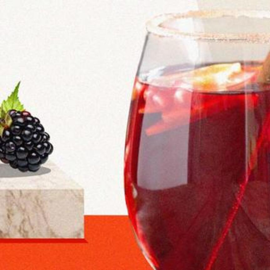 How to easily twist a Sangria