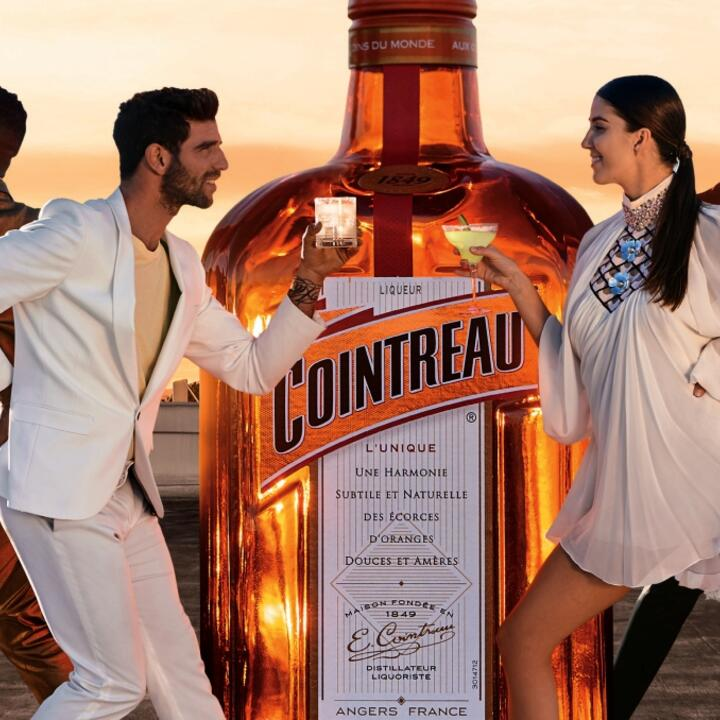 Cointreau Art of The Mix Campaign