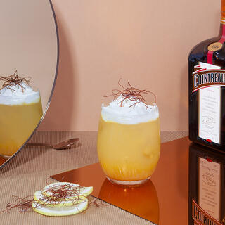 Forever Young Cocktail cointreau