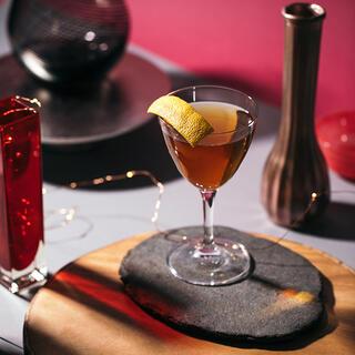 A Quiet Cocktail