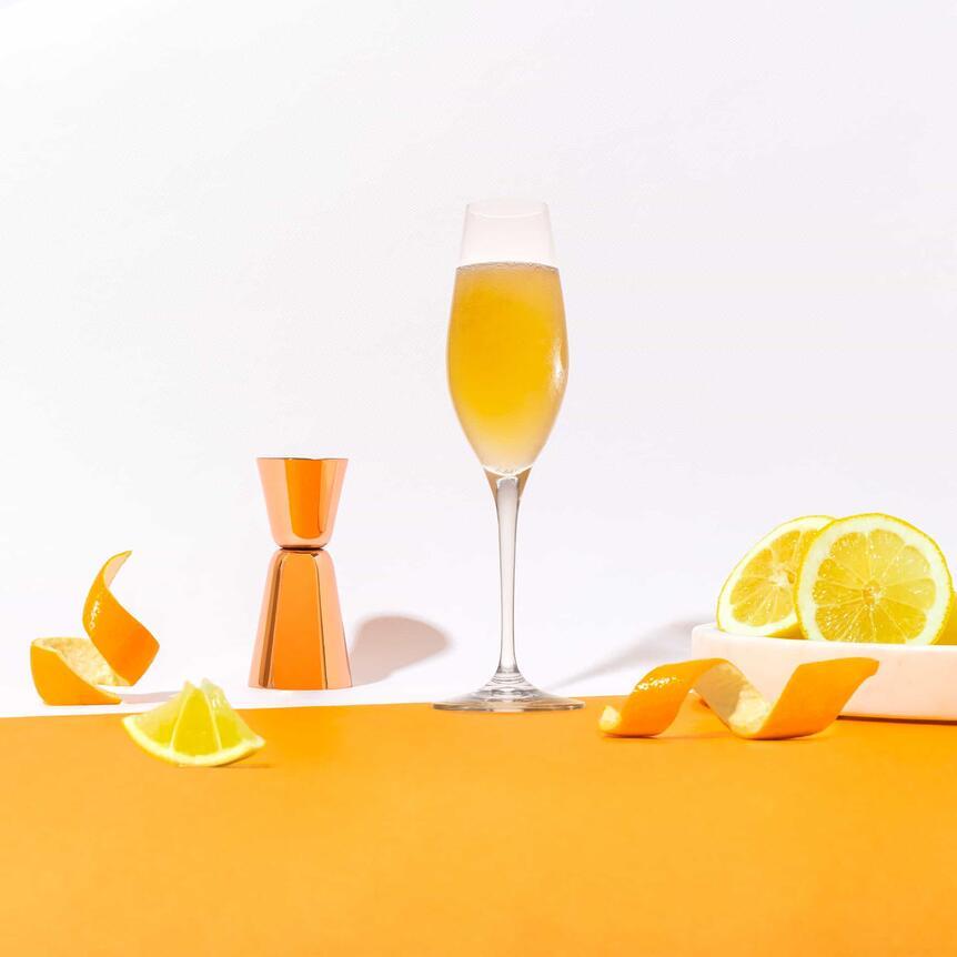 Champagne Sidecar