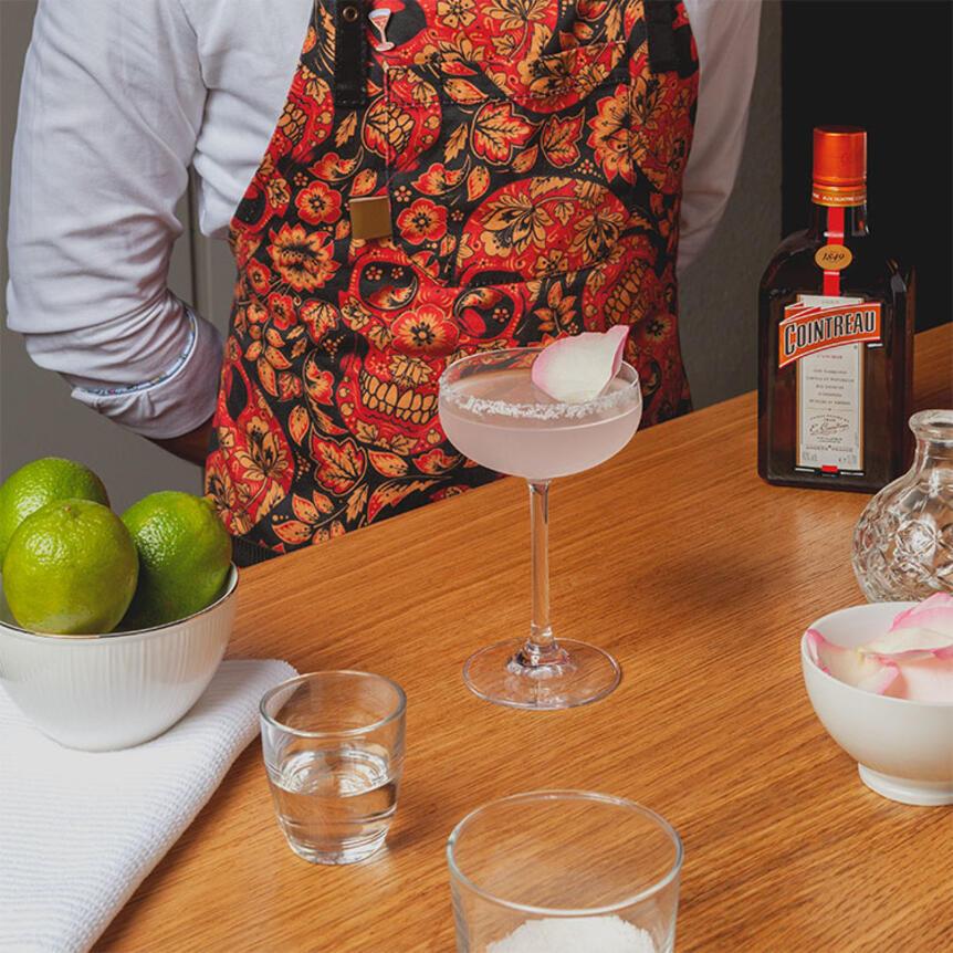 Comment réaliser une Margarita de Printemps