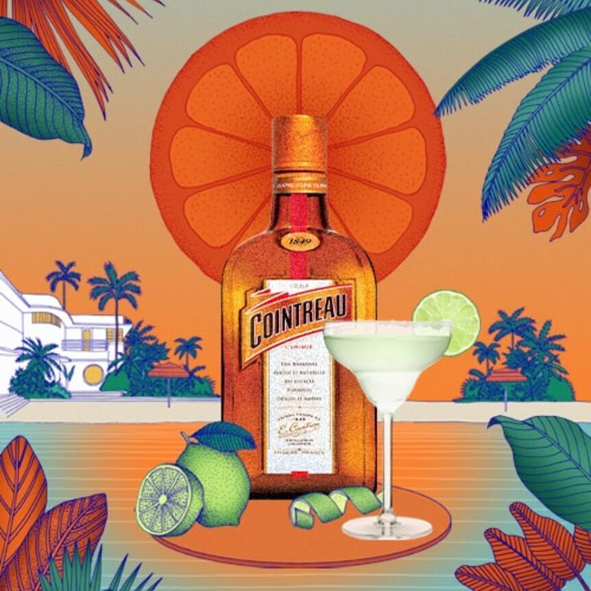 Entdecke die originale Margarita