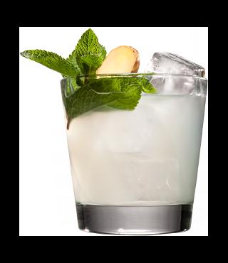 Ginger Mint Margarita