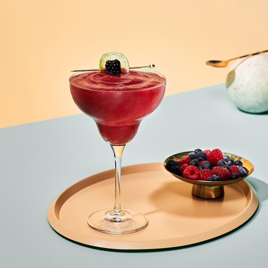 Margarita Givrée Fruits Rouges