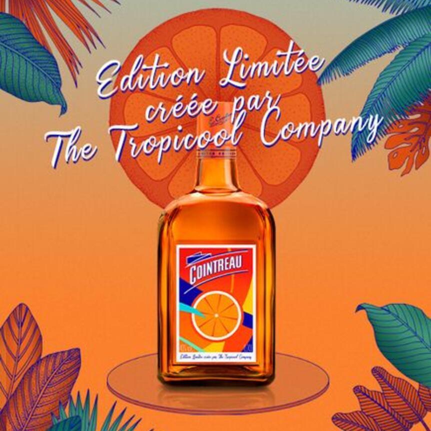 Édition Limitée par The Tropicool Company