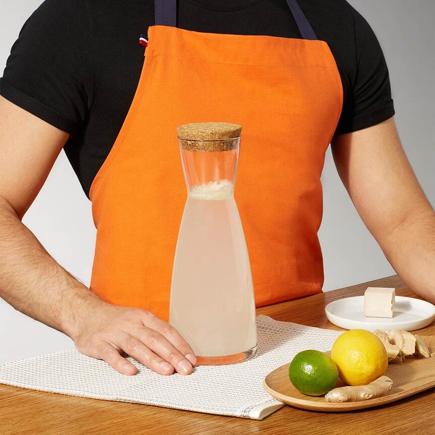 Comment réaliser sa propre ginger beer