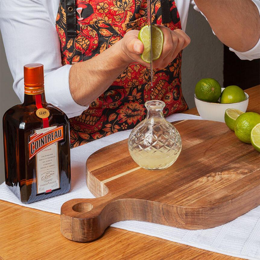 Comment presser un citron vert sans presse-agrumes