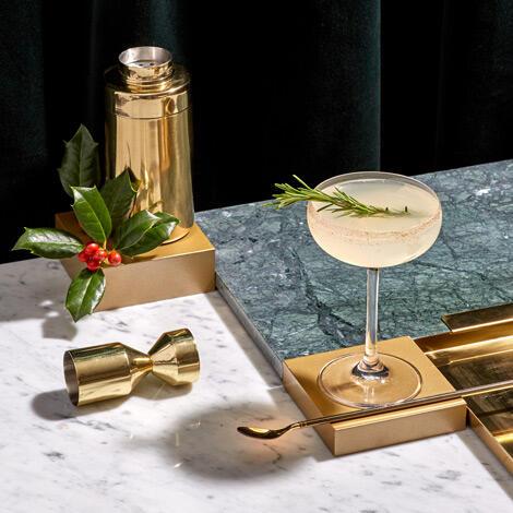 Cocktails herbacés