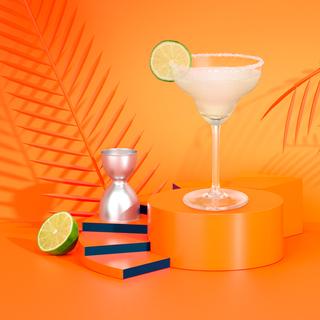 The Original Margarita glass