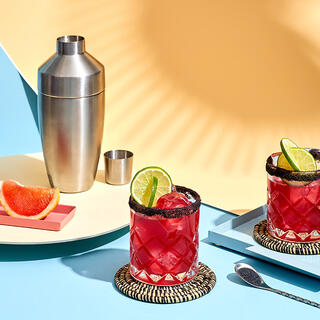 The Prickly Pear Margarita