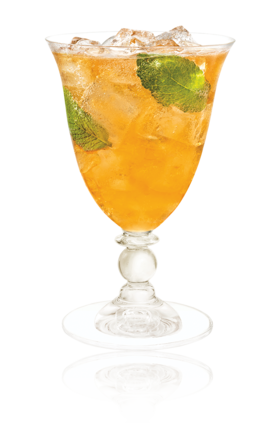 Cointreau Fizz Mint Tea
