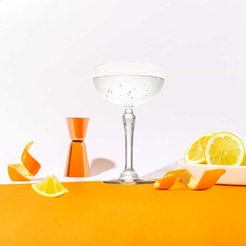 Goldfish Cocktail cointreau