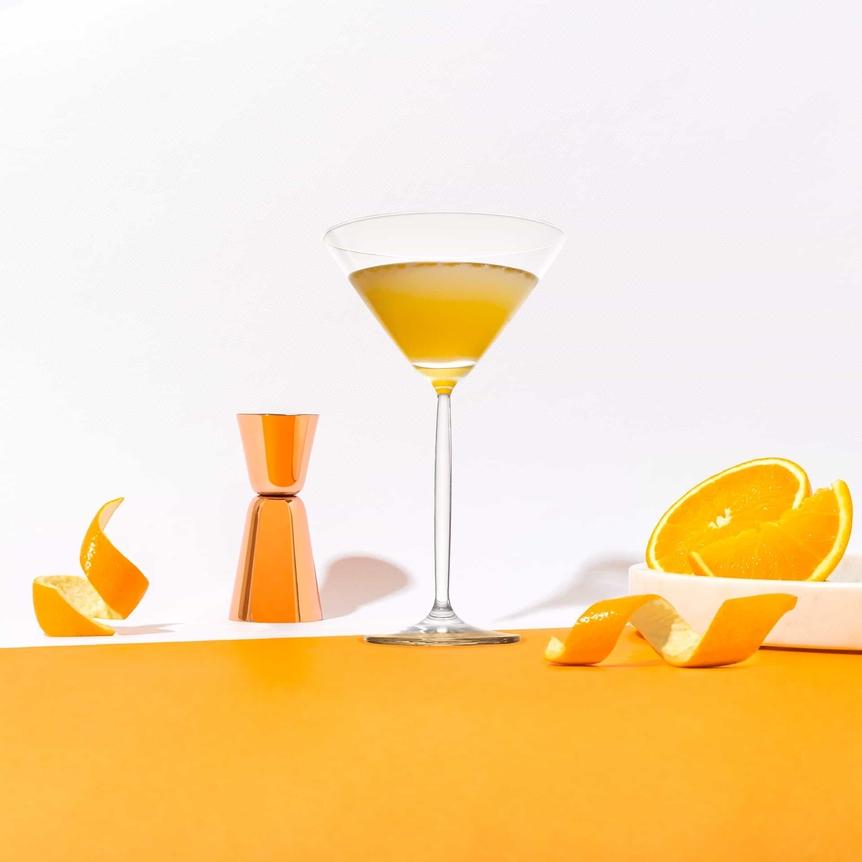 Kilmarnock Johnnie cointreau cocktail