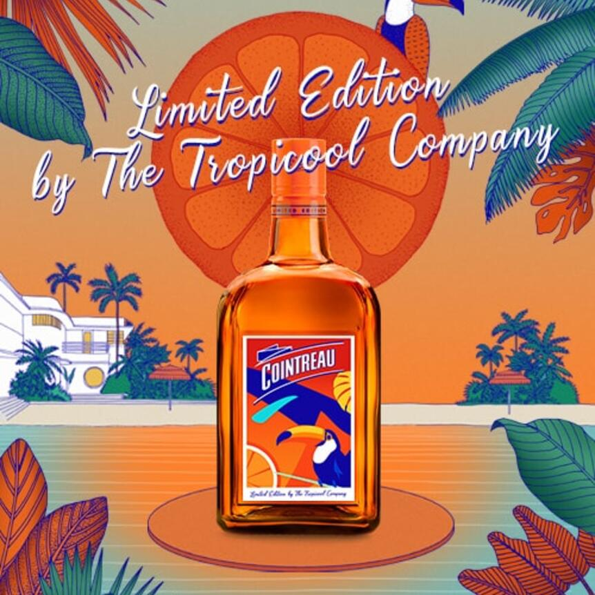 Limited Edition by the Tropicool Company