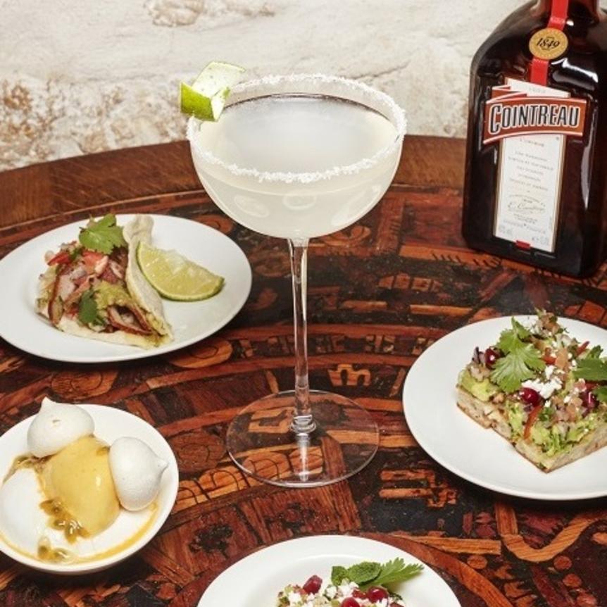 Original margarita food pairing Alexis Delassaux