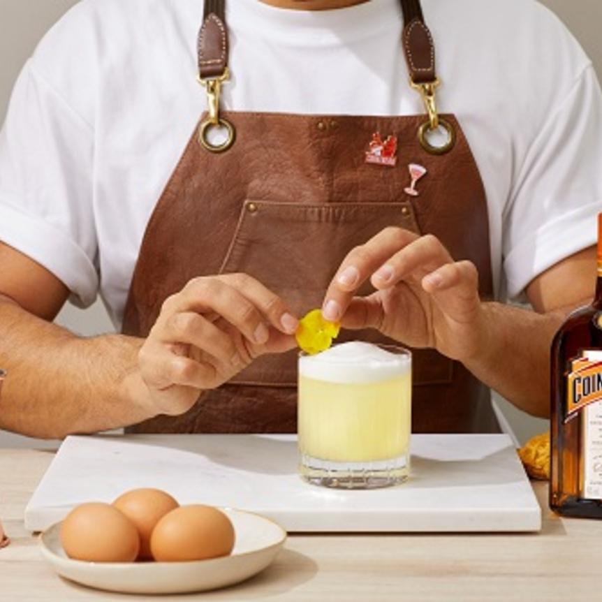 How to egg foam