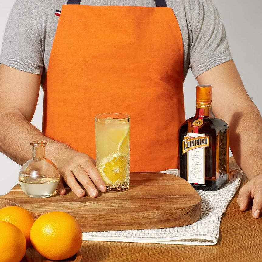 How to make a cocktail with Kitchen leftovers teaser