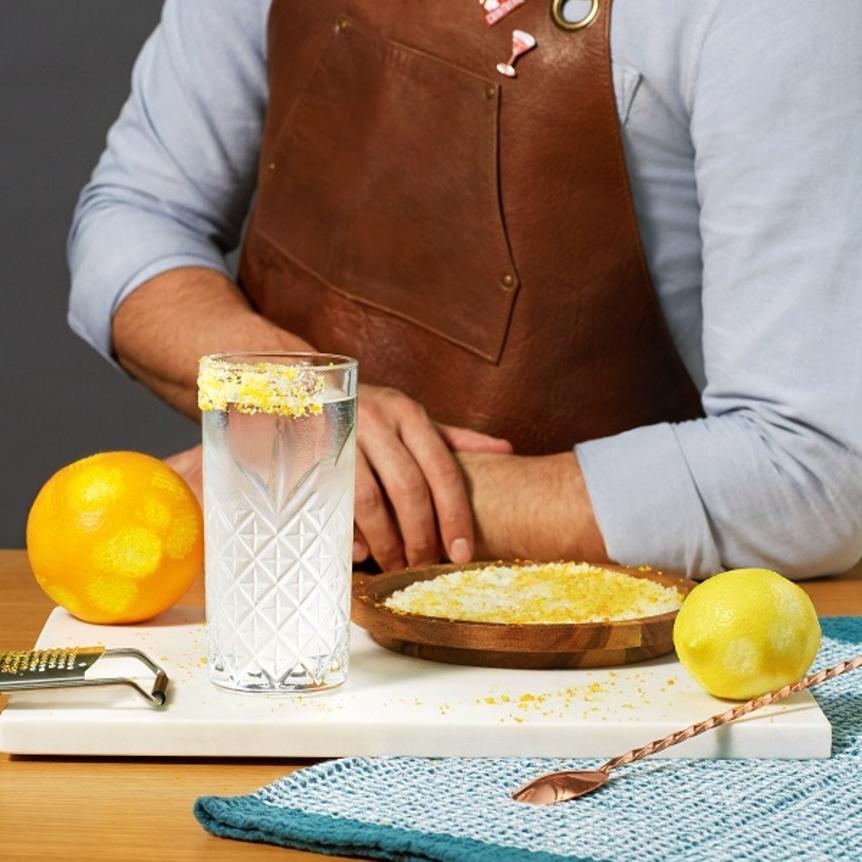 How to make a Citrus Salt