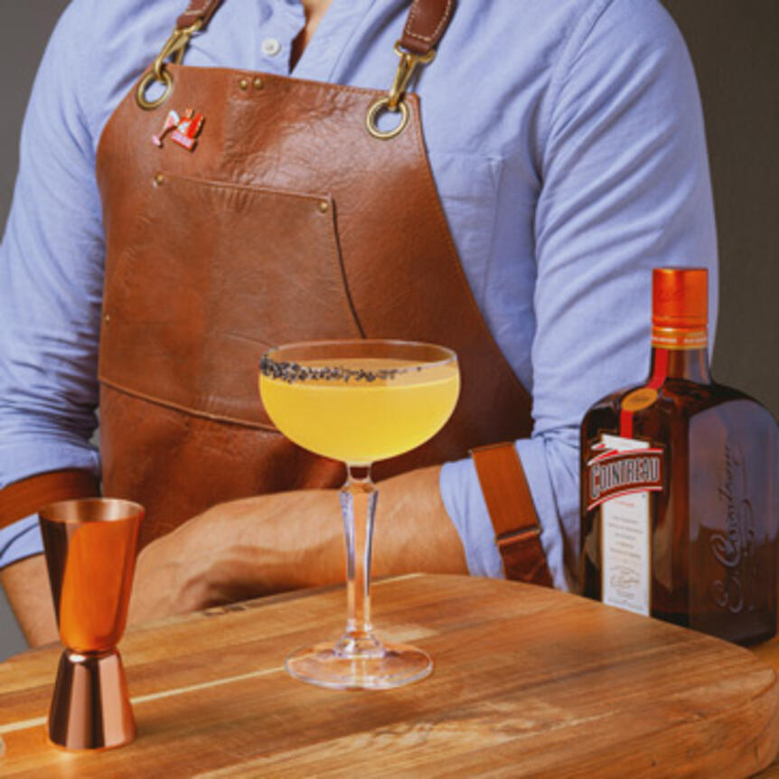 how to make a fall margarita
