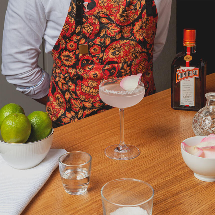 How to Make a Spring Margarita