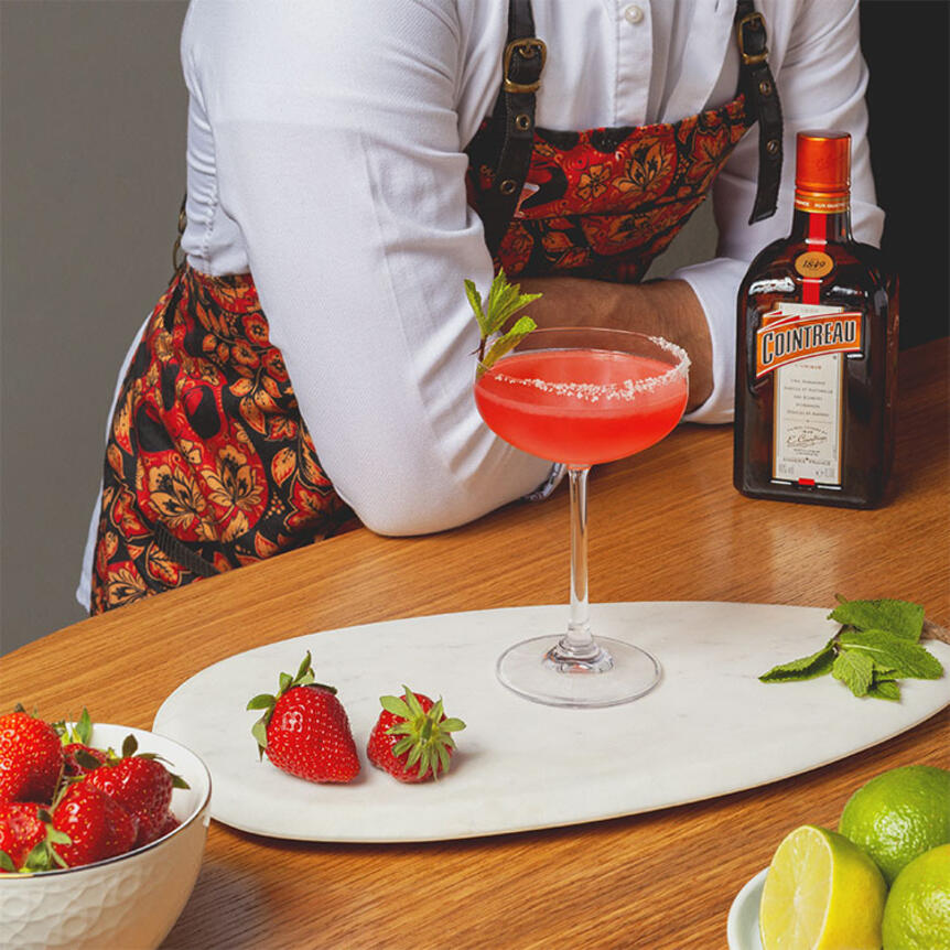How to Make a Summer Margarita