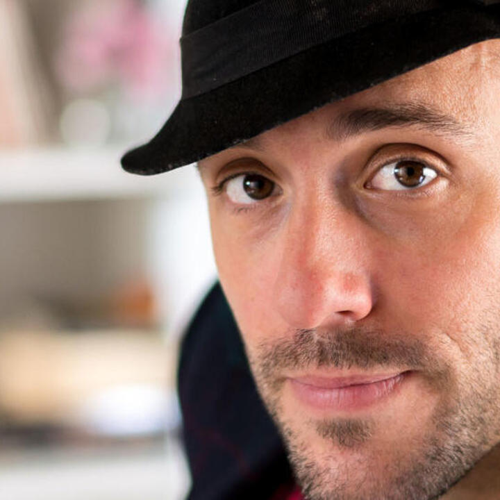 Charlie Winston : You can be creative in anything you do!