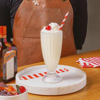 Cointreau Milkshake