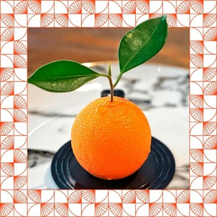 the Cointreau Orange