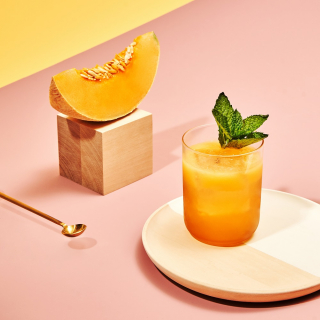 The Melon Margarita with Cointreau