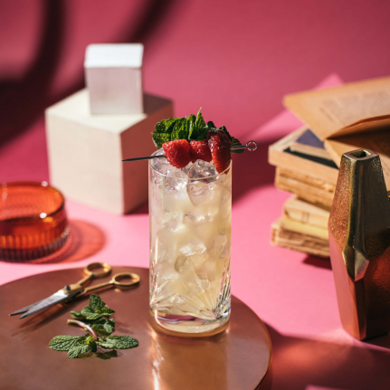 Opposites Attract Cocktail with Cointreau