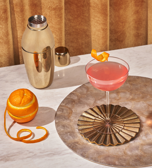 Classic Cosmopolitan Cocktail Recipe Cointreau Us