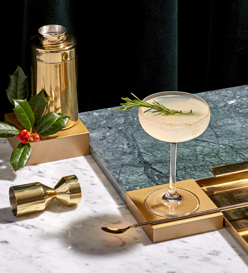 The Holiday Margarita: Ingredients And Preparation