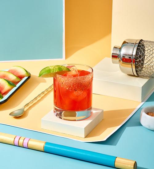 The Grilled Watermelon Margarita Recipe