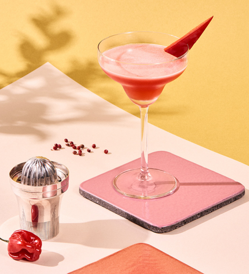 Berry Belle Margarita Cocktail Recipe