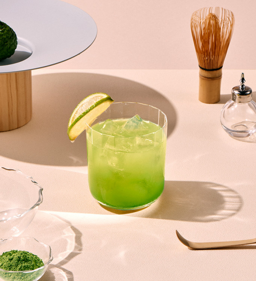 Matcha Margarita: Ingredients And Preparation