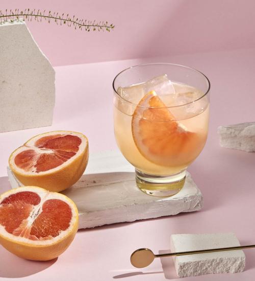 Cointreau Grapefruit Rickey Cocktail Recipe
